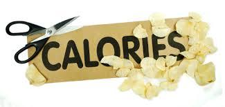 Cut Calories Graphic | Pancakes & Push-Ups