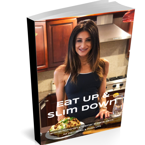 Eat Up & Slim Down Book | Pancakes & Push-ups