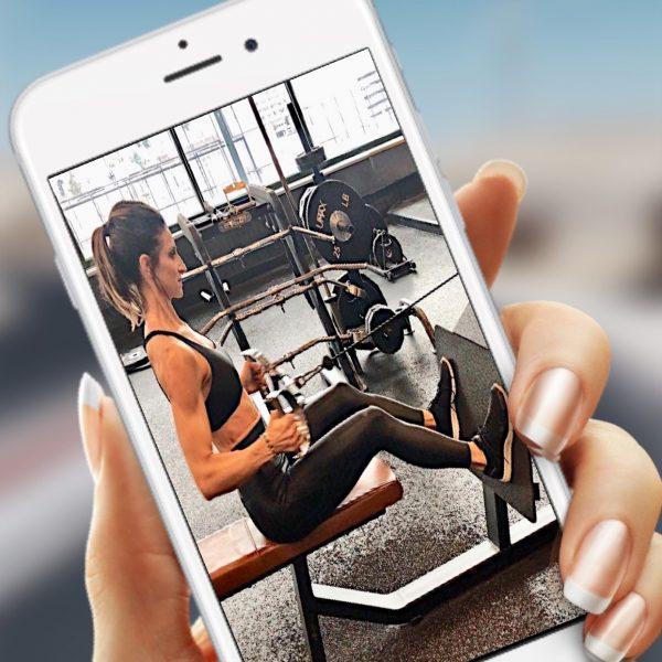 SloaneSquad Strength Training App | Pancakes & Push-ups