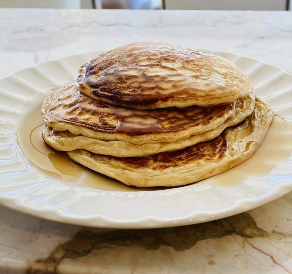 Easy Protein Pancakes Recipe   Pancakes & Pushups