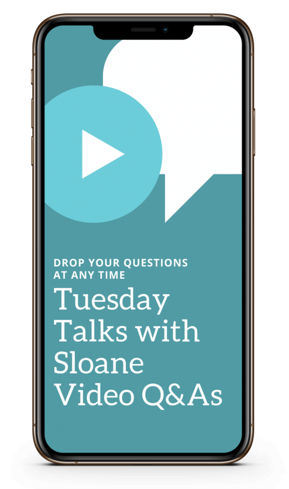 Tuesday Motivation Talks with Sloane | Pancakes & Push-Ups