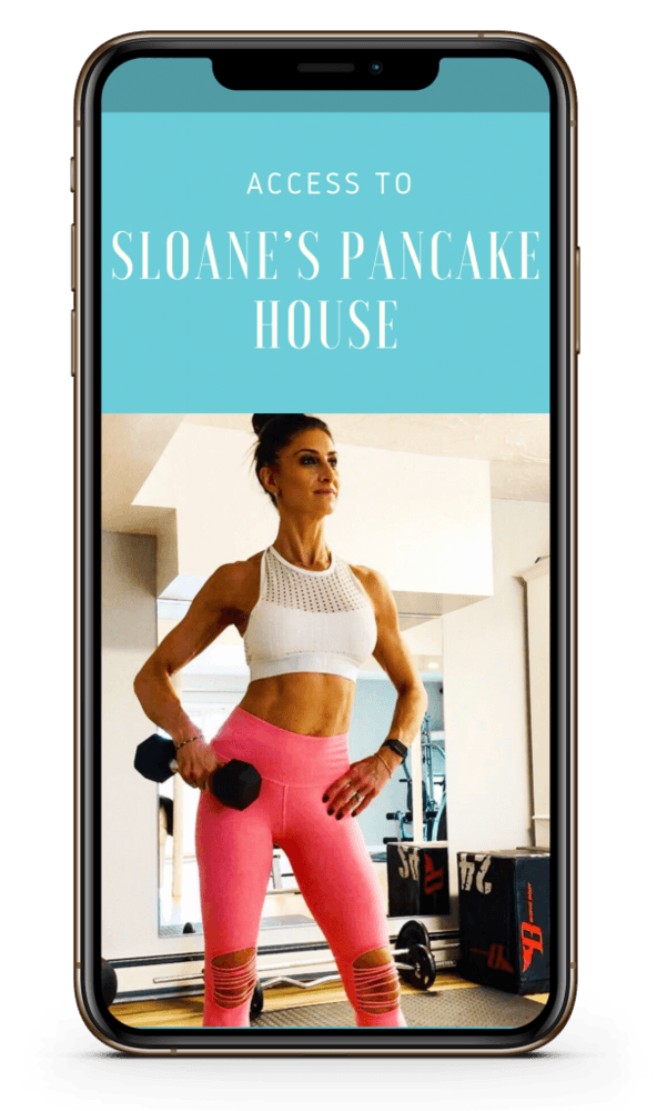 Access to Sloane's Pancake House | Pancakes & Push-Ups