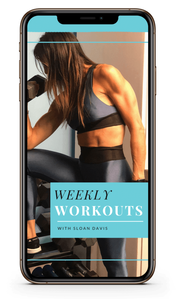 Weekly Workout Routines | Pancakes & Push-Ups