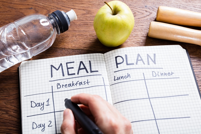 create your own nutrition plan